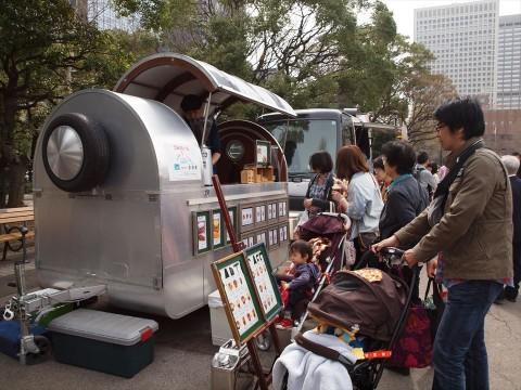 HAPPY DAY TOKYO 2013 当日の写真