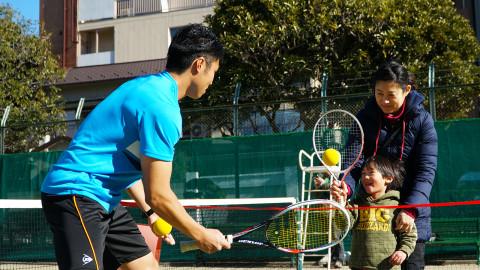 チャレンジテニス (2)