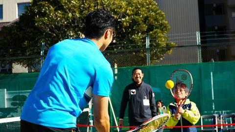 チャレンジテニス (1)